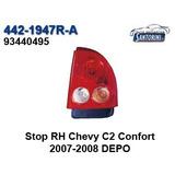 Stop Derecho Chevrolet Chevy C2 Confort 2007-2008 Depo