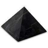 Shungit,piramide 9x9 O Esfera Pulida