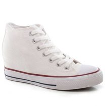 Tênis Converse All Star Lux Mid Salto Interno - Way Tenis