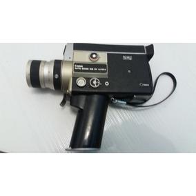 Câmera Filmadora Antiga Sony Super 8