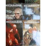 Metabarón De Alejandro Jodorowsky - Vol 1,2,3,4 (completa)