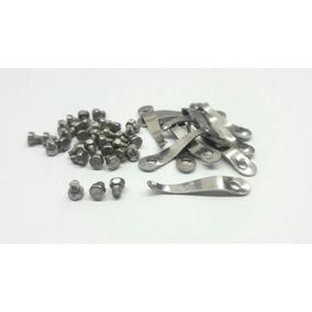 50 Molas+50 Parafuso Aço Inox P/ Alicates 777/722/577