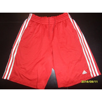 Short Adidas Tela Porosa Tipo Basketbol Talla Chica Año 2008