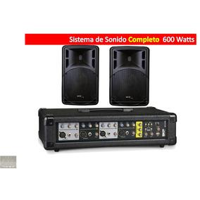 Oferta Increíble Mixer Skp Crx415+2 Caj Skp Pro Stagesk300