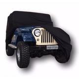 Capa Jeep Willys Overland Cj2a 2.2 4 Cilindros Gasolina Para