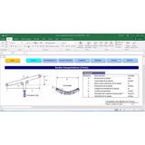 Programa Excel Calculo De Transportadores Minería
