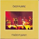 Deep Purple Made In Japan Cd Import Usa