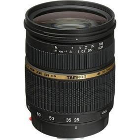 Tamron Lente Sp 28-75mm F/2.8 Xr Di Ld Macro Para Nikon