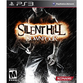 Silent Hill Downpour Ps3 Fisico Nuevo- Factura A O B