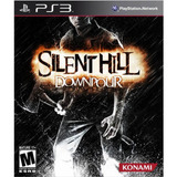 Silent Hill Downpour Ps3 Fisico Nuevo- Factura A O B