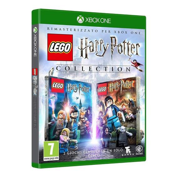 Lego Harry Potter Collection Xbox One Nuevo Fisico Sellado