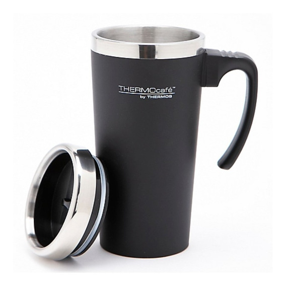 Jarro Termico Thermos Taza Acero Inoxidable 420ml - Rex
