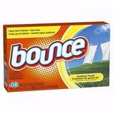 Bounce Suavizante 40 Toallitas 3x2 Importadas