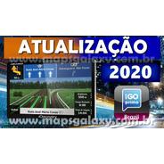 Atualização Gps Igo 2020 + Amigo - Infinity - Igo8 Mapas Br