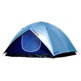 Barraca Acampamento Camping Grande 7 Pessoas Impermeável Lun