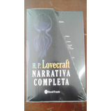Narrativa Completa H. P. Lovecraft (3 Tomos)