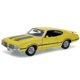 Oldsmobile 442 W30 1970 Dr. Olds Acme 1:18 Amarelo A1805606