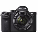 Cámara Sony A7 Ii Dslr Con Lente 28-70 Mm - Envío Gratis
