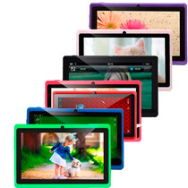 Tablet Android Memoria 8gb Wifi 1.2ghz 1gb Ram Dual Cam Jyt8