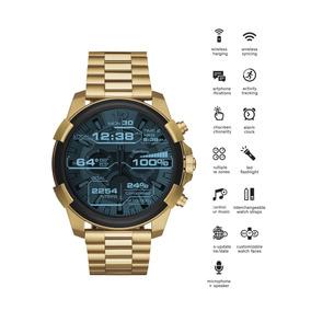 18b32f421ec1 Reloj Diesel Dorado Hombres Relojes Joyas Pulsera - Relojes Pulsera ...