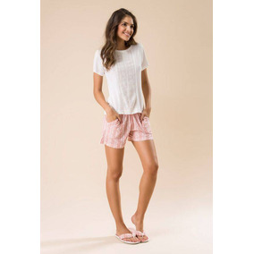 65c34dce1 Off White - Pijamas para Feminina no Mercado Livre Brasil