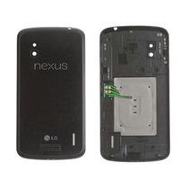 Tapa Trasera Batería Original Lg Nexus 4 E960 Con Nfc