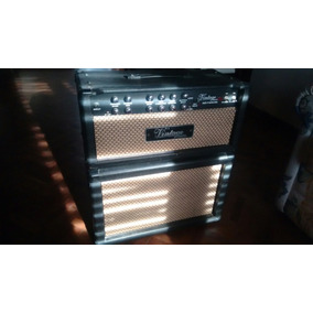 Vintage Electric Nü Twin 50w + Caja Celestion Vintage 1x12