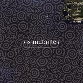 Box Mutantes 180gram Lacrado 7 Discos Originais Produto Novo