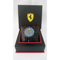 Relógio Scuderia Ferrari Original Novo Na Caixa Masculino