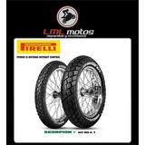 Kit Cubiertas Pirelli Mt90 A/t 110/80-18 Y 80/90-21 Xtz125