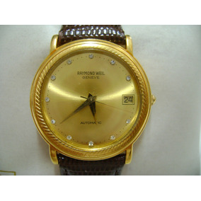 Reloj Raymond Weil Automático Vintage