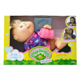 Cabbage Patch Kids Drink N Wet Newborn Pijama Mariposas