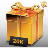 Imvu - 20 Mil Créditos Em Presentes - Envio Imediato