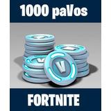 Fortnite 1000 Pavos Ps4 Pc Xbox