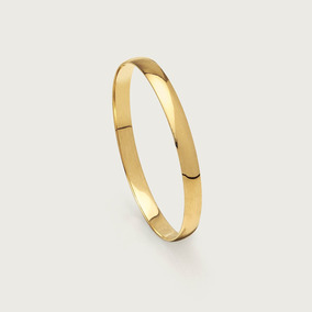 Aliança De Noivado Ou Casamento Lulean Em Ouro 18k (750)