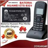 Bateria Telefono Fijo Huawei Ets 8321 Hbl3a Hbc85s Hbc80s