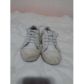 Zapatillas De Cuero Cheeky, 32