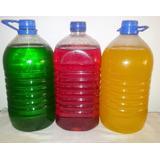 Bebidas Para Maquinas Frappe, Granizados Y Chupis
