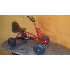 Transfsider Carrito, Carro,cuatriciclo Buggy A Pedal