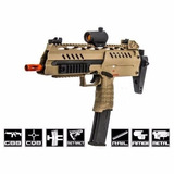 Subfusil Automatico Airsoft We Smg-8 (mp7) Desert Cal. 6mm