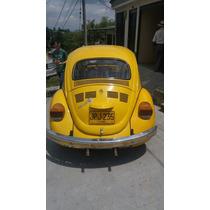 Volkswagen Escarabajo Modelo 1963