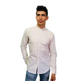 Camisa Slim Fit Mao Arena Jaspe - Peaceful Clothing