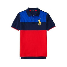 Camiseta Polo Ralph Lauren Niño Tallas Junior S Y L Original