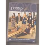 Gossip Girl - 3ª Temporada 5 Dvds Lacrado