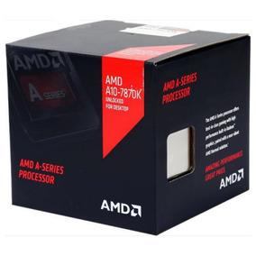 Proc Amd A10-7870k 4-core 3,9ghz Fm2+ Cooler Near Silent 5*