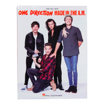 Songbook One Direction Made In The A.m. - Piano Vocal Violão