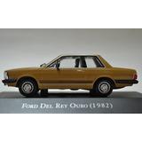 Carros Inesquecíveis Do Brasil - Ford Delrey Ouro (1982)