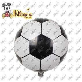 20 Globos Con Forma De Balon De Futbol, Soccer ,football