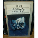 Julio Cortázar Deshoras - Ed. Nueva Imagen 1983