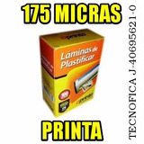 Laminas P/plastificar Carnet Cedula 175m Varios Tamaños